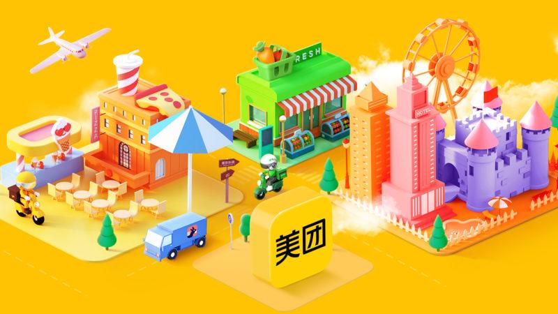 Meituan ad Tencent reach deal. Credit: Meituan