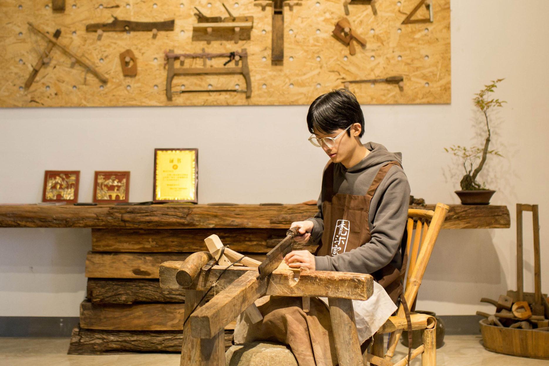 Cultural heritage consumption. Credit: 环球时报公益基金