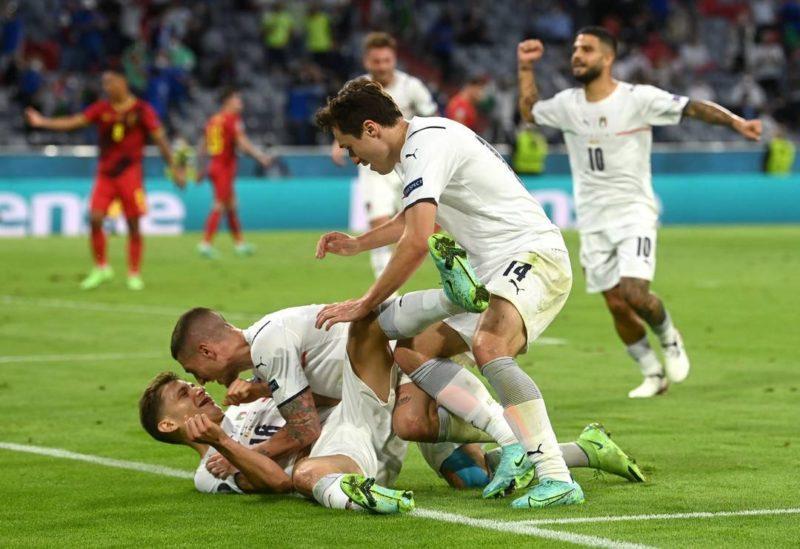 Football tournament EURO 2020. Credit: Sohu