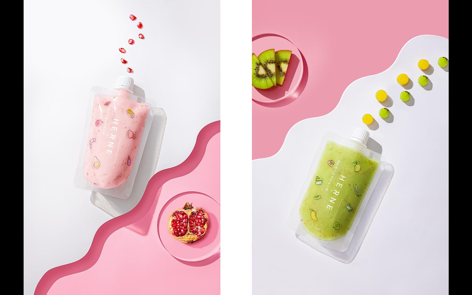Health food brand Herne. Credit: Brandstar