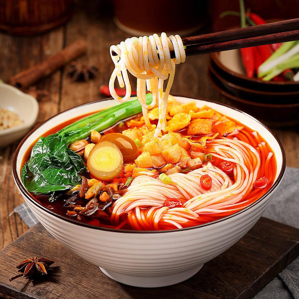 Li Ziqi's snail noodles
