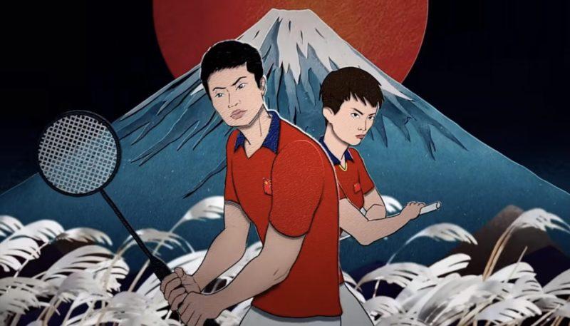 Kuaishou video for Tokyo Olympics