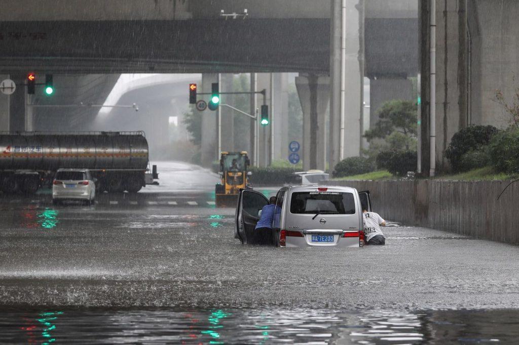 Henan flooding
