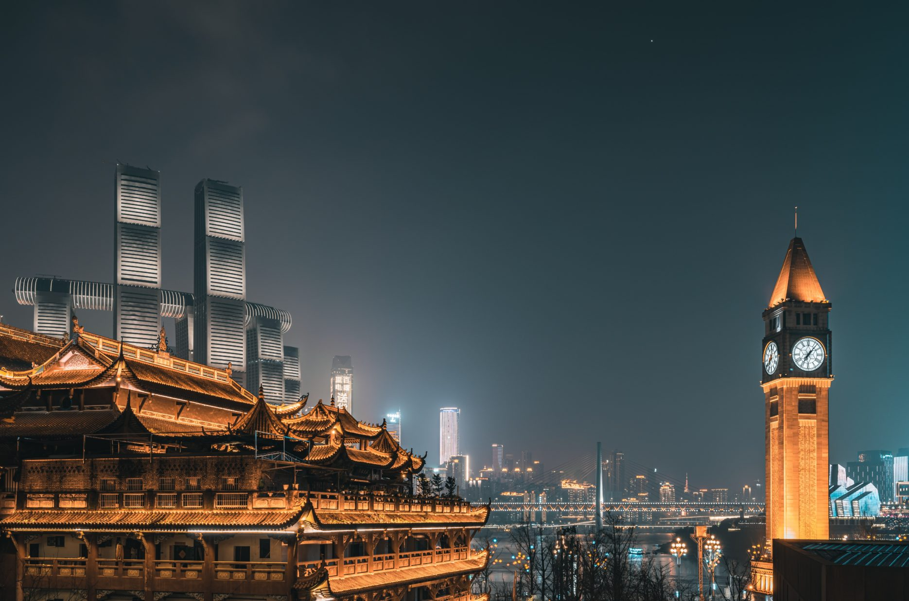 Chongqing. Credit: Unsplash