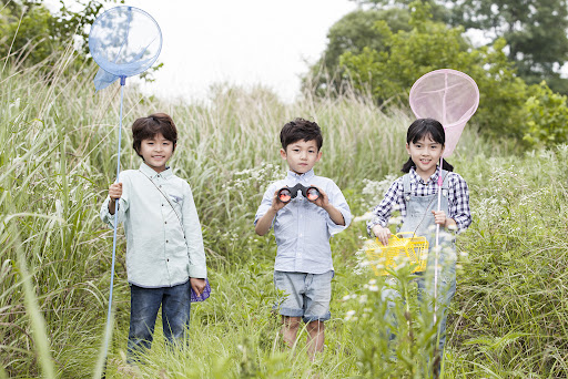 Chinese children. Credit: 21世纪商业评论