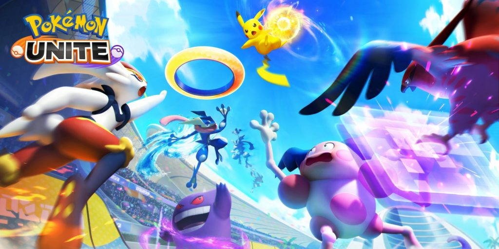 Pokémon Unite, a free-to-play, online multiplayer game is part of a collaboration between Tencent and Pokémon