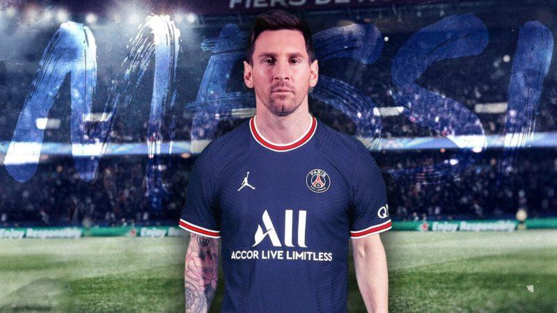 Footballer Lionel messi. Credit: Eurosport